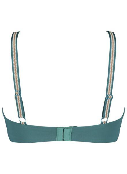 B.A.E. padded bra no underwire blue blue - 1000014484 - hema