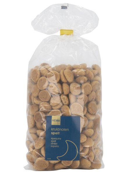 spice cookie drops spelt 350 grammes - 10904023 - hema
