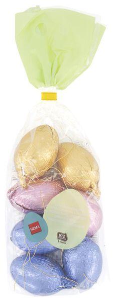 melkchocolade hangers 140gram - 7 stuks - 10070082 - HEMA