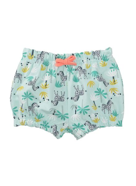 HEMA Baby Shorts Hellblau