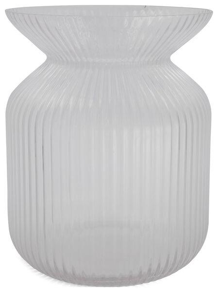 vase 26,5 cm - verre - 13392032 - HEMA