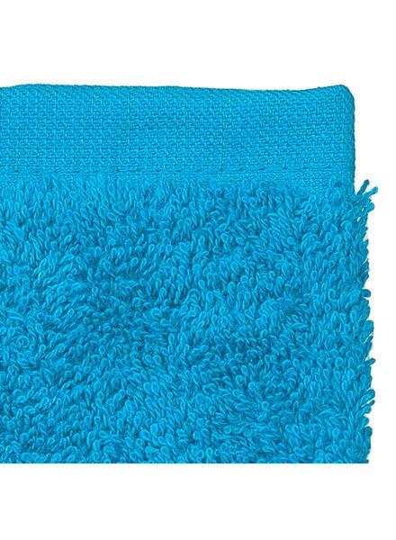 petite serviette de qualité supérieure 30 x 55 - aqua aqua petite serviette - 5202605 - HEMA