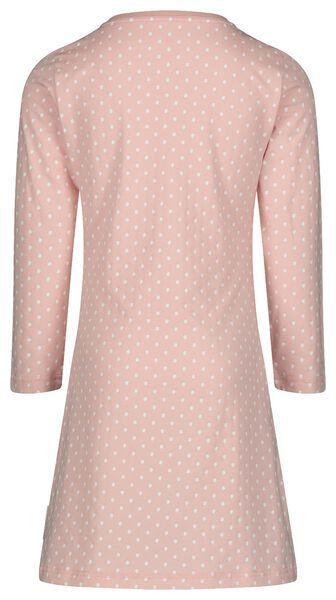 Kinder-Nachthemd Siepie rosa rosa - 1000020700 - HEMA