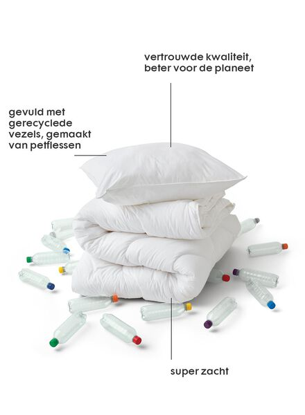oreiller 60x70 latex recyclé medium - 5500099 - HEMA