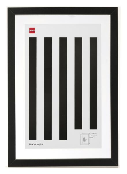 Bilderrahmen, magnetisch, 20 x 30 cm - 13680044 - HEMA