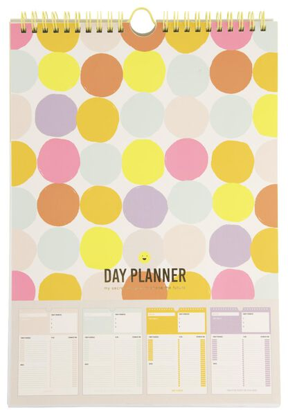 Image of HEMA Daily Desk Planner A4