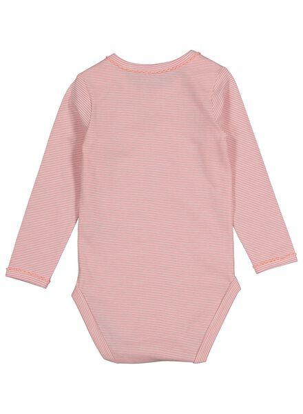 body coton biologique stretch rose rose - 1000015076 - HEMA
