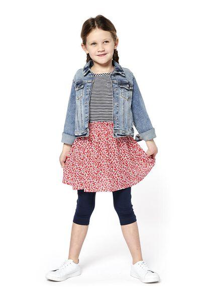 children's jeans jacket denim denim - 1000017687 - hema
