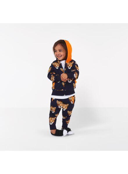 Kinder-Sweathose – Bananas & Bananas schwarz schwarz - 1000016531 - HEMA