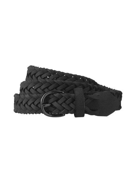 women's belt black black - 1000006462 - hema