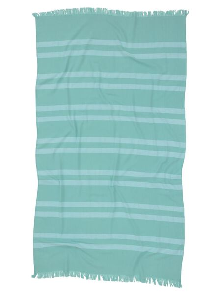hammam cloth 90 x 160 cm mint green 90 x 160 - 5210041 - hema