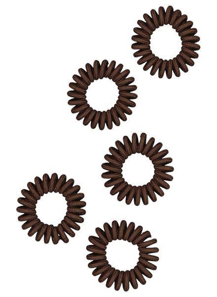 5élastiques spirales - 11870119 - HEMA