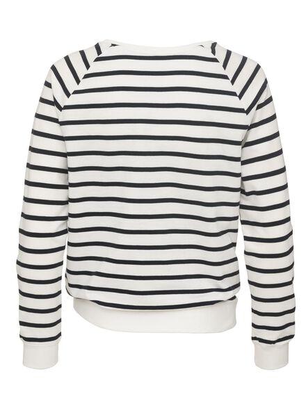 women's sweater dark blue dark blue - 1000006823 - hema