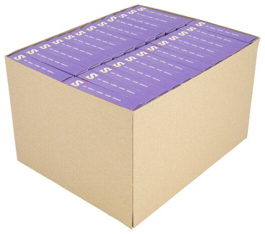 24 lettres en chocolat blanc dans une boîte - 10026099 - HEMA