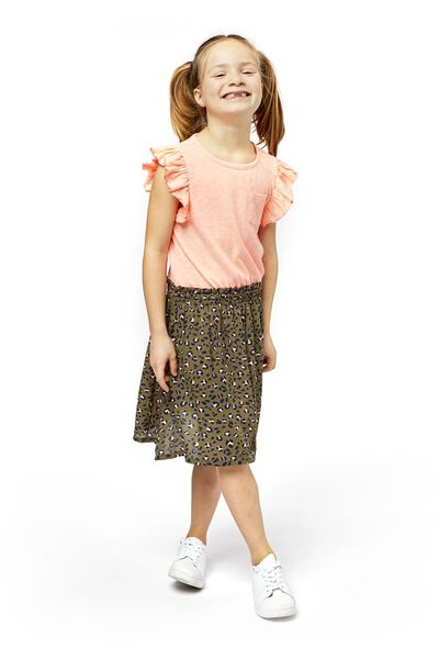 children's dress army green army green - 1000019010 - hema