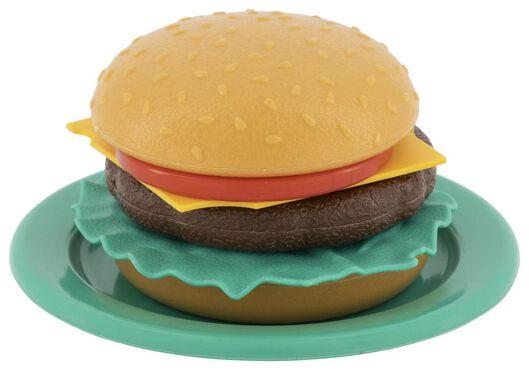 Hamburger, Biokunststoff - 15170068 - HEMA