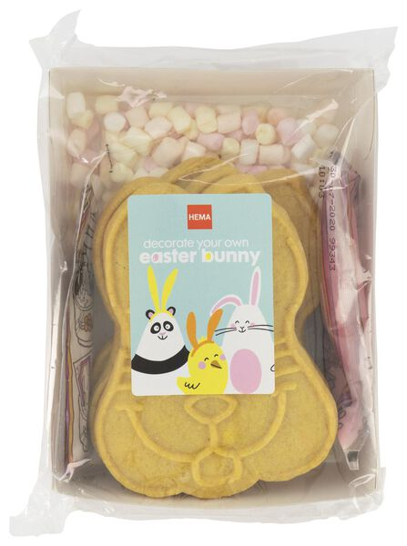 Easter bunny cookies for decorating - 10960034 - hema