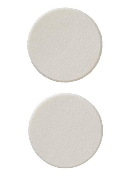 2 éponges à maquillage - 11200032 - HEMA