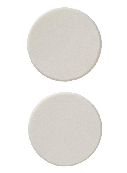 2-pack make-up sponges - 11200032 - hema