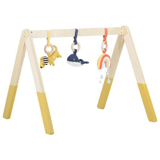 baby gym wooden 46.5x60x55.5 - 33500830 - hema