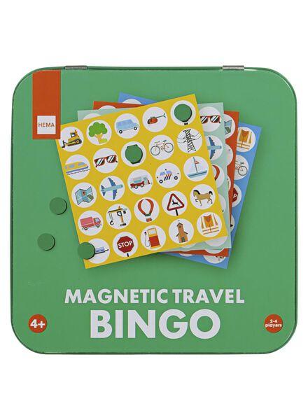 Bingo-Reisespiel - 15190225 - HEMA