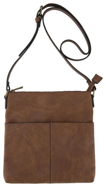 Damen-Tasche, braun - 18790037 - HEMA