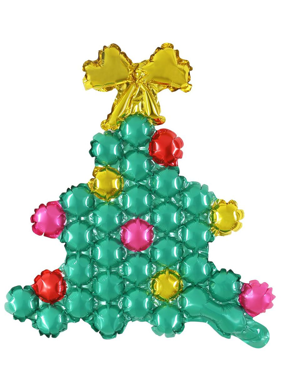 Image Christmas Tree.Foil Balloon Christmas Tree 42 Cm