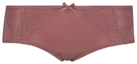 women's boxers pink pink - 1000018667 - hema
