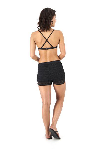 women's swim shorts black black - 1000017957 - hema
