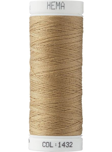 machine thread machine thread sand - 1422015 - hema