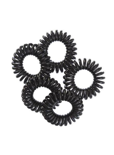 lot de 5 élastiques spirales - 11873042 - HEMA