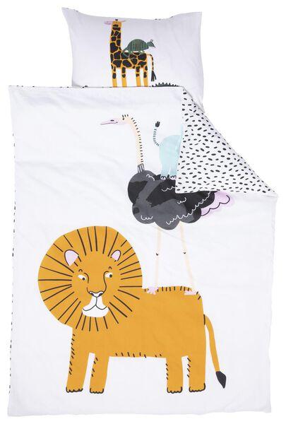 HEMA Kinder-Bettwäsche - Baumwolle - 120 X 150 Cm - Tiere