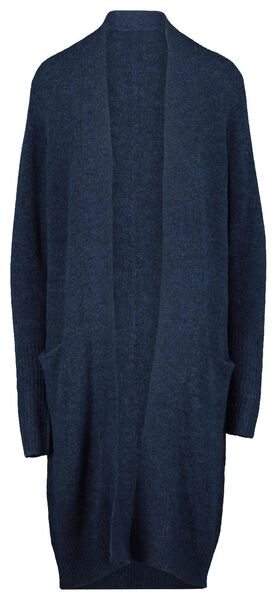 women's cardigan blue blue - 1000017986 - hema