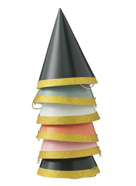 6 chapeaux de fête - 14210012 - HEMA