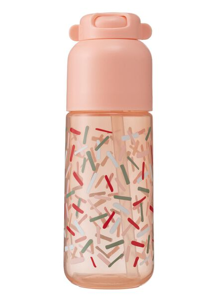 drinking bottle with a straw - 80630564 - hema
