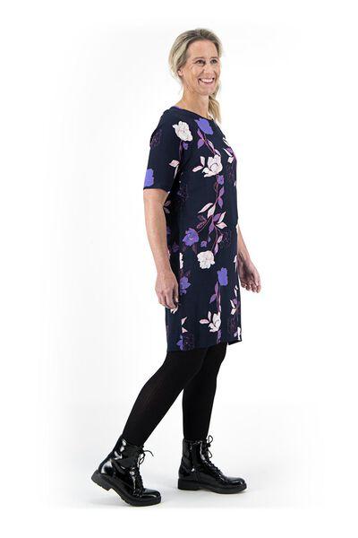 robe femme bleu foncé bleu foncé - 1000018300 - HEMA