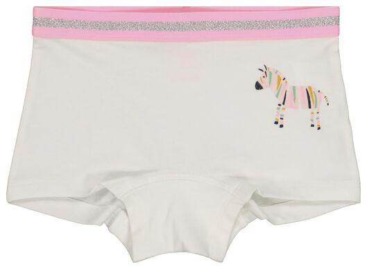 3-pack children's boxers zebra pink pink - 1000020480 - hema
