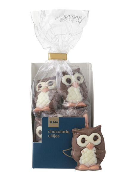 chocolate owls - 10050221 - hema