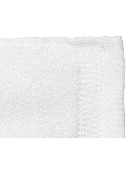 towel - 50 x 100 cm - bamboo - white white towel 50 x 100 - 5200108 - hema