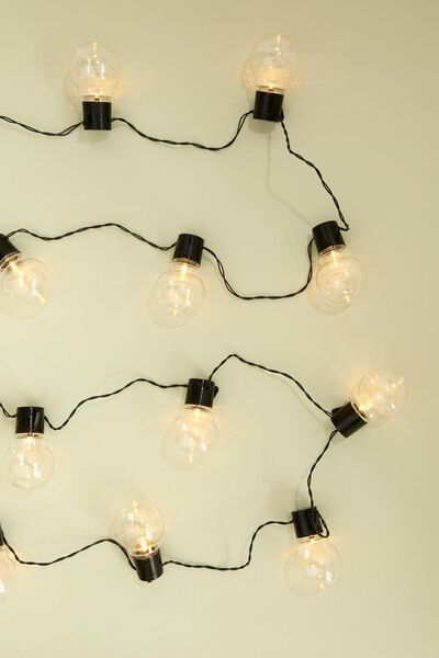 lighting cord with 20 balls - 5 metres - 41810283 - hema