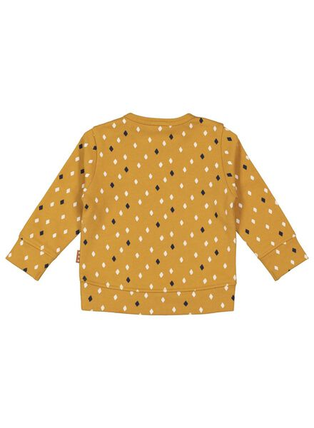 newborn sweater yellow yellow - 1000017298 - hema