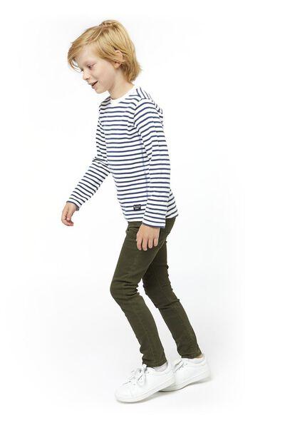 Kinder-Sweatshirt dunkelblau dunkelblau - 1000020230 - HEMA
