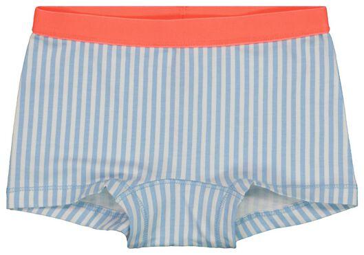 5 boxers enfant coton/stretch funny faces multi multi - 1000024310 - HEMA