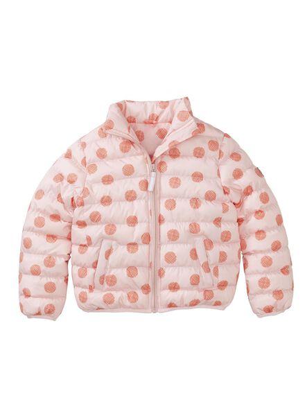 children's jacket light pink light pink - 1000006180 - hema