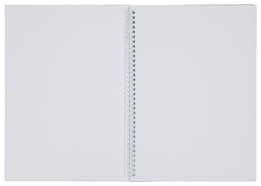 album A4 pages blanches - 15910161 - HEMA