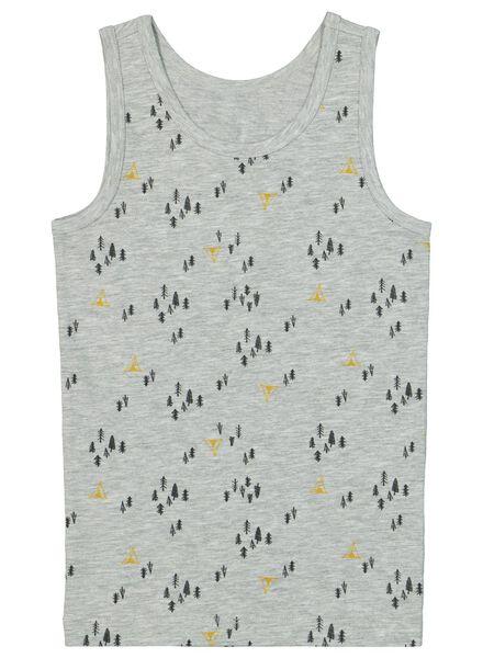 2er-Pack Kinder-Hemden anthrazit anthrazit - 1000016867 - HEMA
