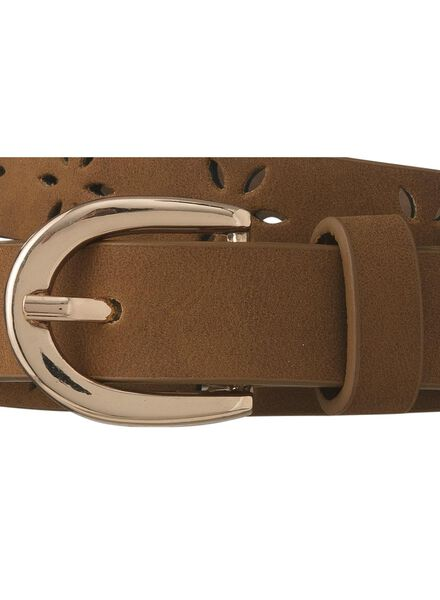 women's belt brown brown - 1000006469 - hema