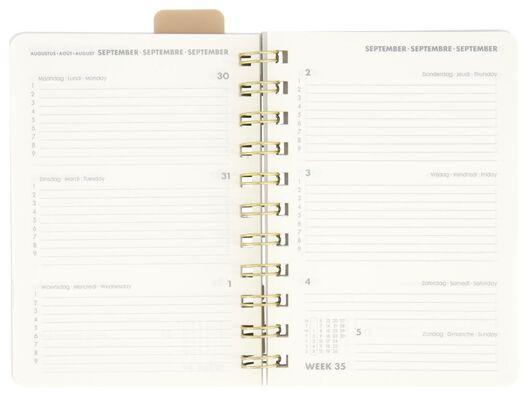 Schülerkalender 2021-2022, Affen, DIN A6, 15 x 11 cm - 14500526 - HEMA