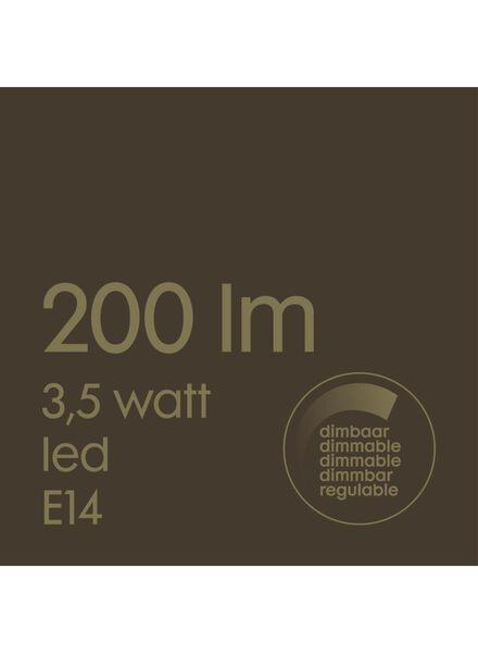 LED-Lampe, 3,5W, 200Lumen, gold - 20020073 - HEMA