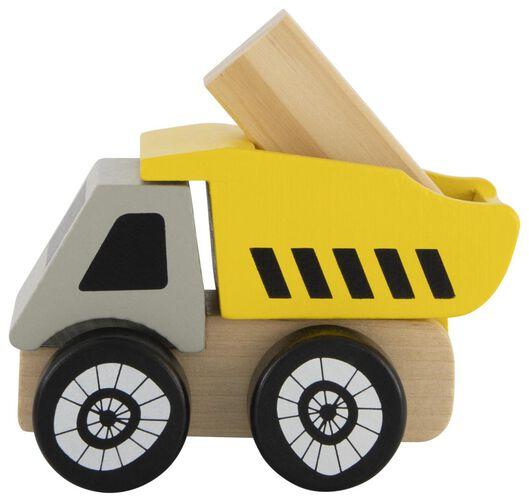 truck hout mini 5.5x11x7.5 - 15130059 - HEMA